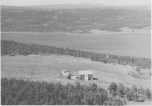 Kåsen er i dag den høysete beliggende garden i  Tydal (1963)