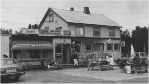 Stugudal dagligvare var tidligere en filial av Tydal samvirkelag.