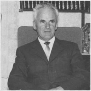 Det var kvinnene i Sanitetsforeninga som sørga for å bygge Helsehus, men Bjarne Aashaug var formann i byggekomitéen.