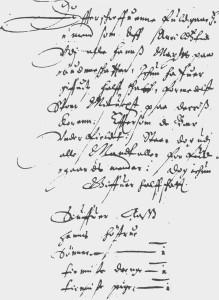 Den såkalte koppskattelistafra 1645 var ei av de mest verdifulle kildene til bosetings- og befolkningshistoria på 1600-tallet. I innledninga står her følgende: «Effterschreffuenne fuldgaardsmend som aj f Arrildts tid vdj alle hanns mayjts paabudne sc hat ter, Ichun haffuer giffuit halff schatt, formedelst stoer Mistuext paa derris Korenn. Effter- som de Boer Vnder Jieldet: Staar dog udj alle Mandtaller for fuldgaardsmender: dog ichun Giffuer halff shatt».