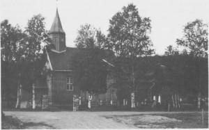 Tydal kirke.