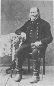 Arne Svendsen Hilmo, f. 1783 tok kår hos Bernt Johnsen i 1861. Han døde i 1865.