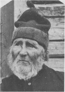 Bernt Johnsen og kona Anne-Lisbet tok kår hos sønnen Jon i 1897. Bernt var da 71 år gammel.