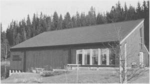 Tydal museums nybygg sto ferdig til bruk i 1990. Det ga bygda gode utstillingslokaler og brannsikre magasiner for gjenstander.